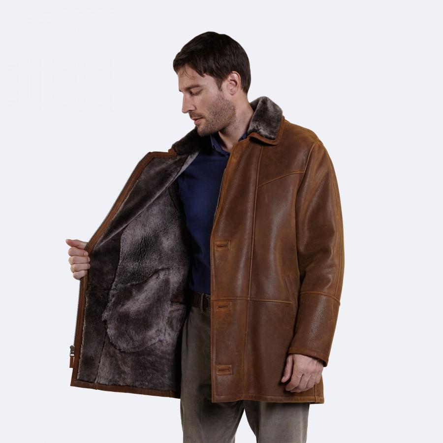 Oscar Sheepskin Coat