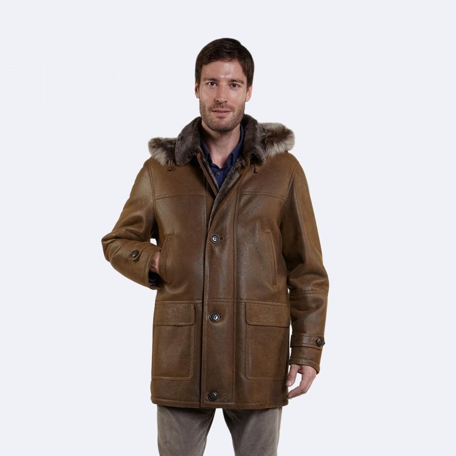 Howard Sheepskin Coat