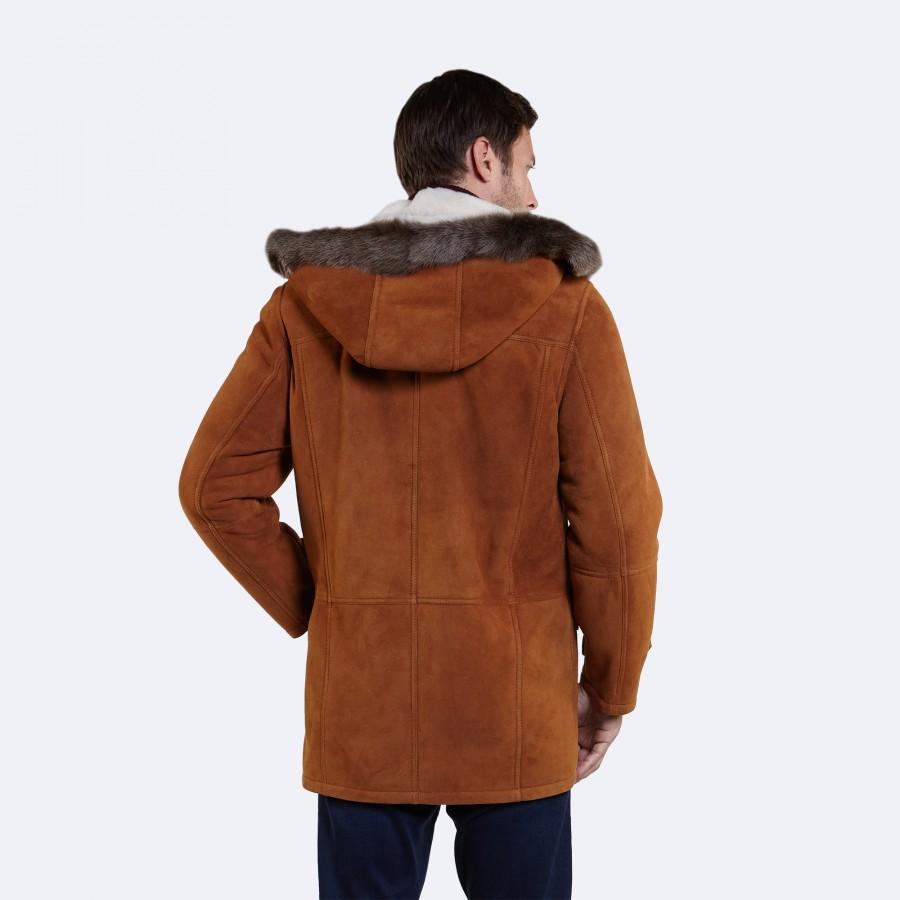 Martin Sheepskin Coat