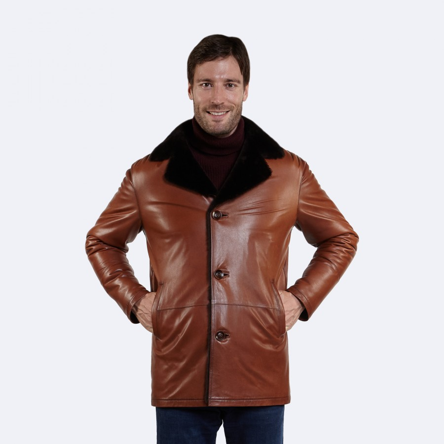 Owen Sheepskin Coat