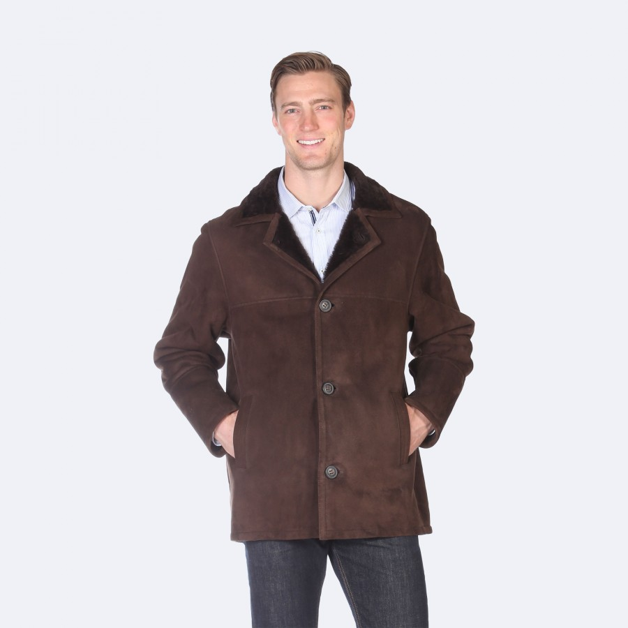Lincoln Shearling Coat