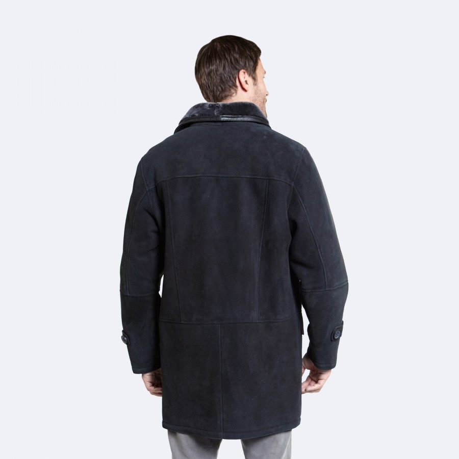 Steward Sheepskin Coat