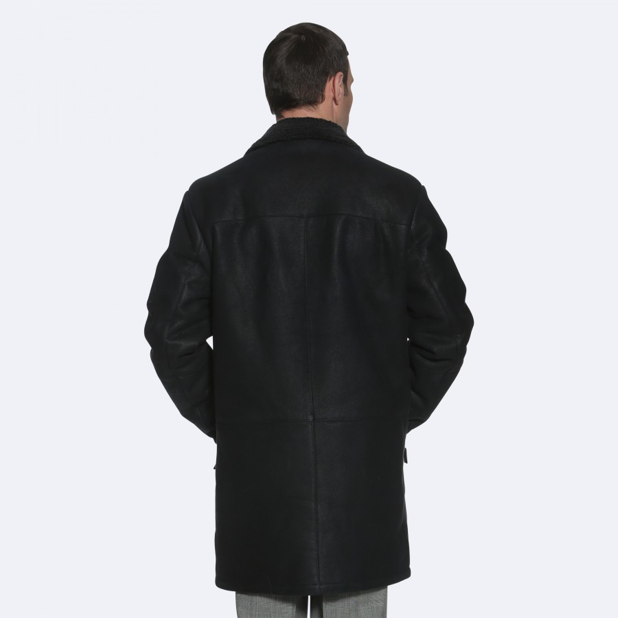 Dean Sheepskin Coat