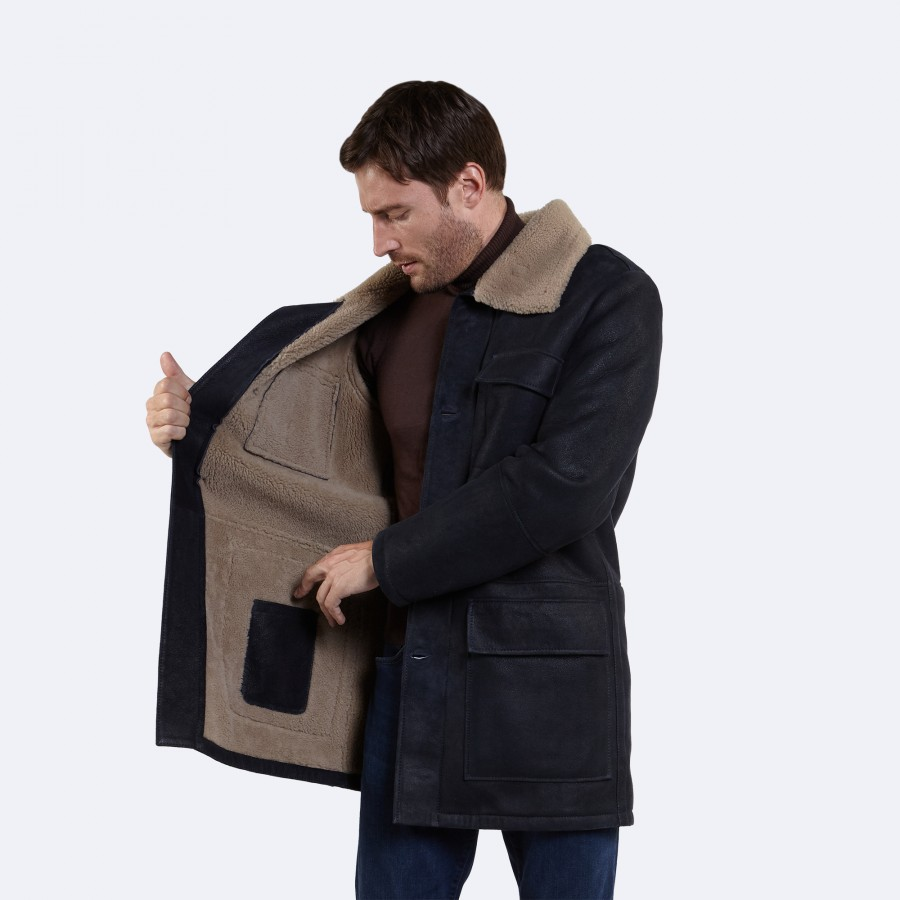 Raymond Sheepskin Coat
