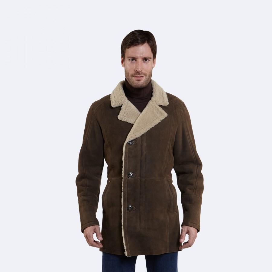 Ralph Sheepskin Coat