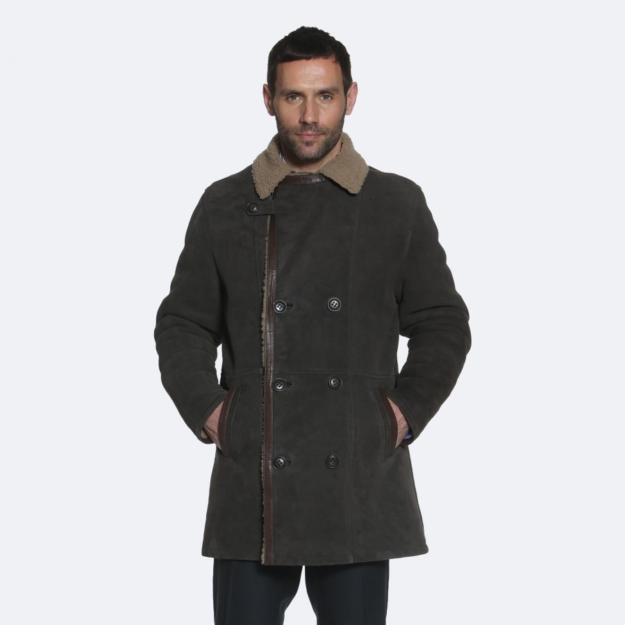 Leroy Sheepskin Coat