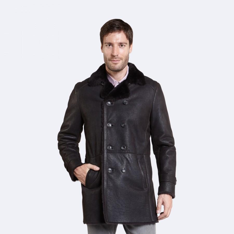Norman Sheepskin Coat