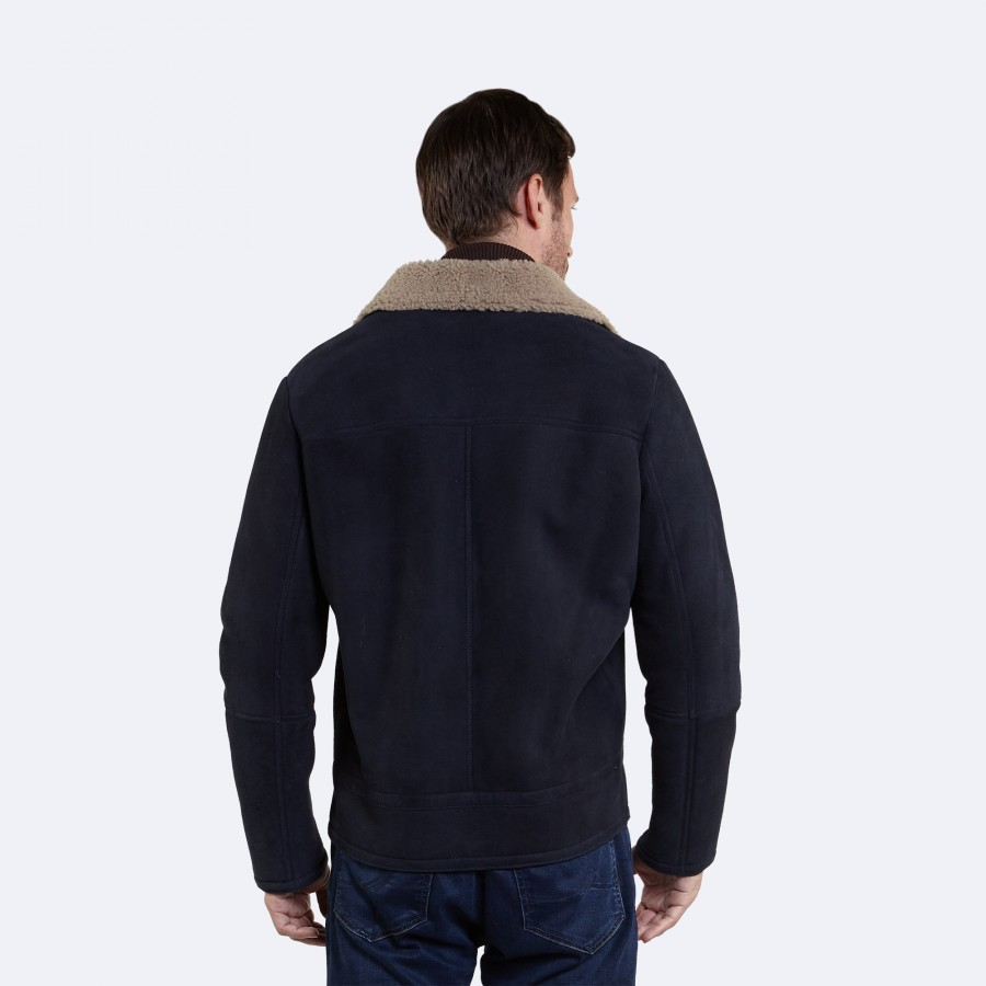 Milton Sheepskin Jacket