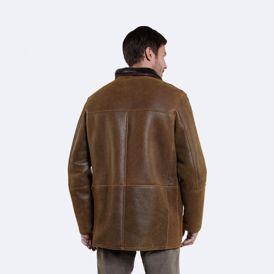 Mortimer Sheepskin Jacket