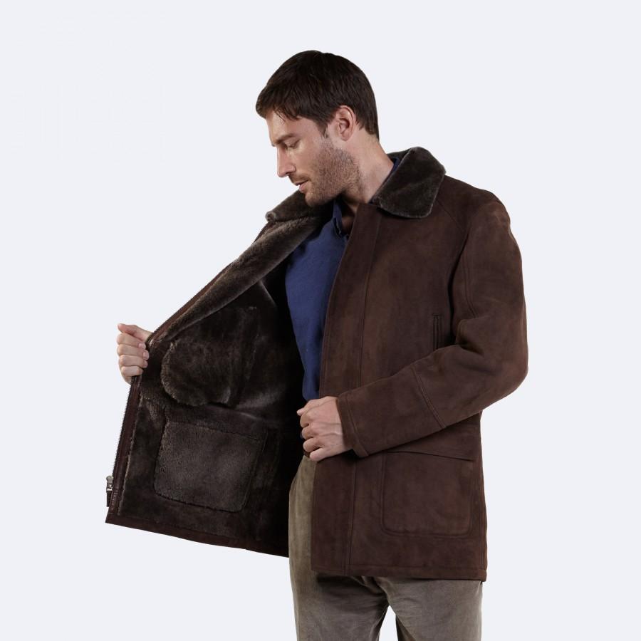 Hector Sheepskin Coat