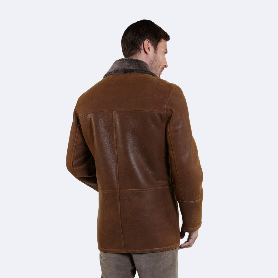 Carl Sheepskin Coat
