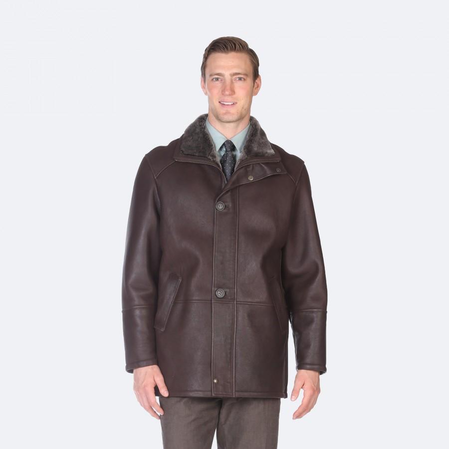 Mitchell Sheepskin Coat
