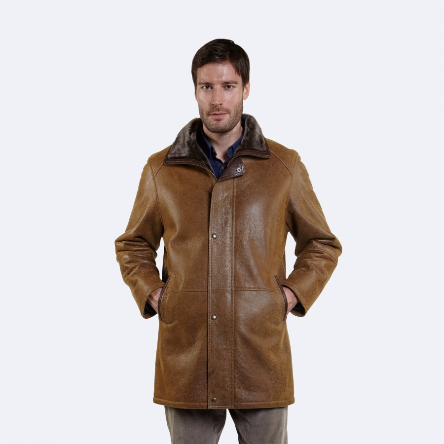 Gus Sheepskin Coat