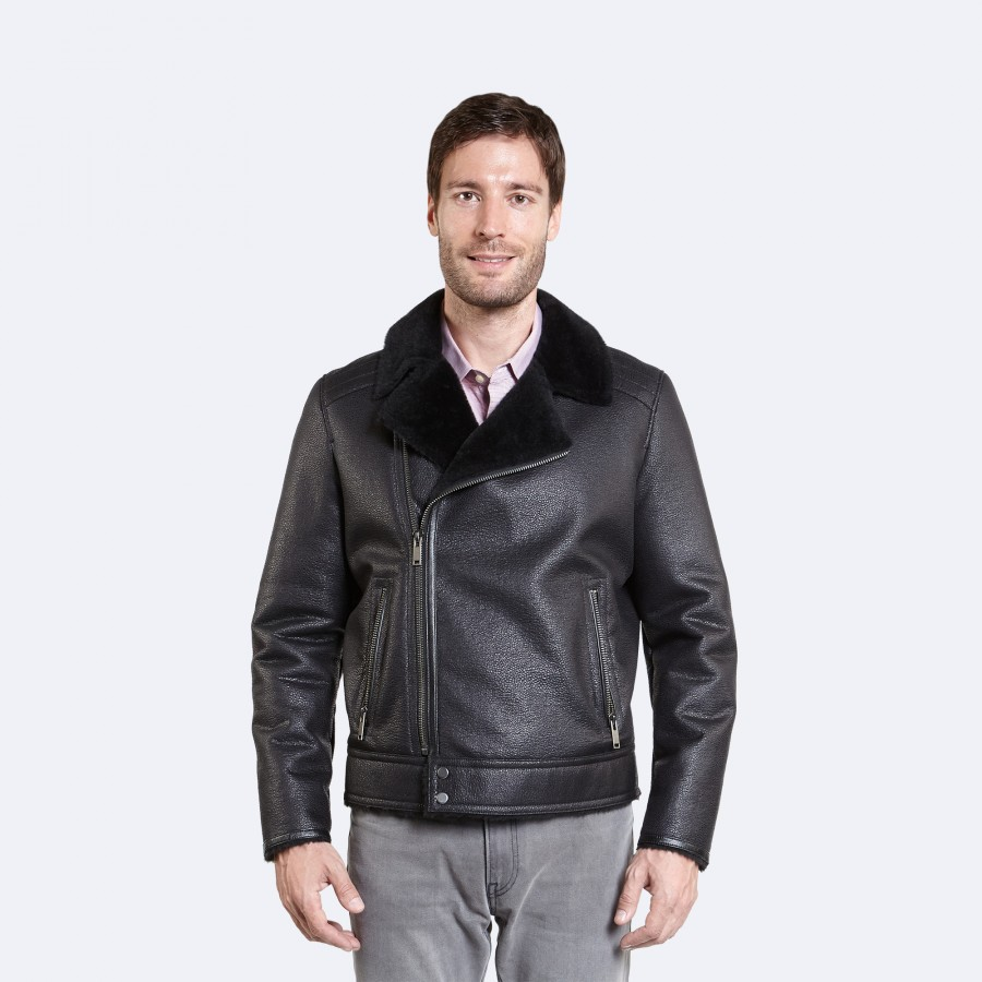 Edgar Sheepskin Jacket