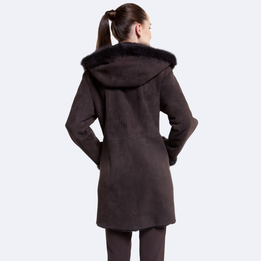Piper Sheepskin Coat