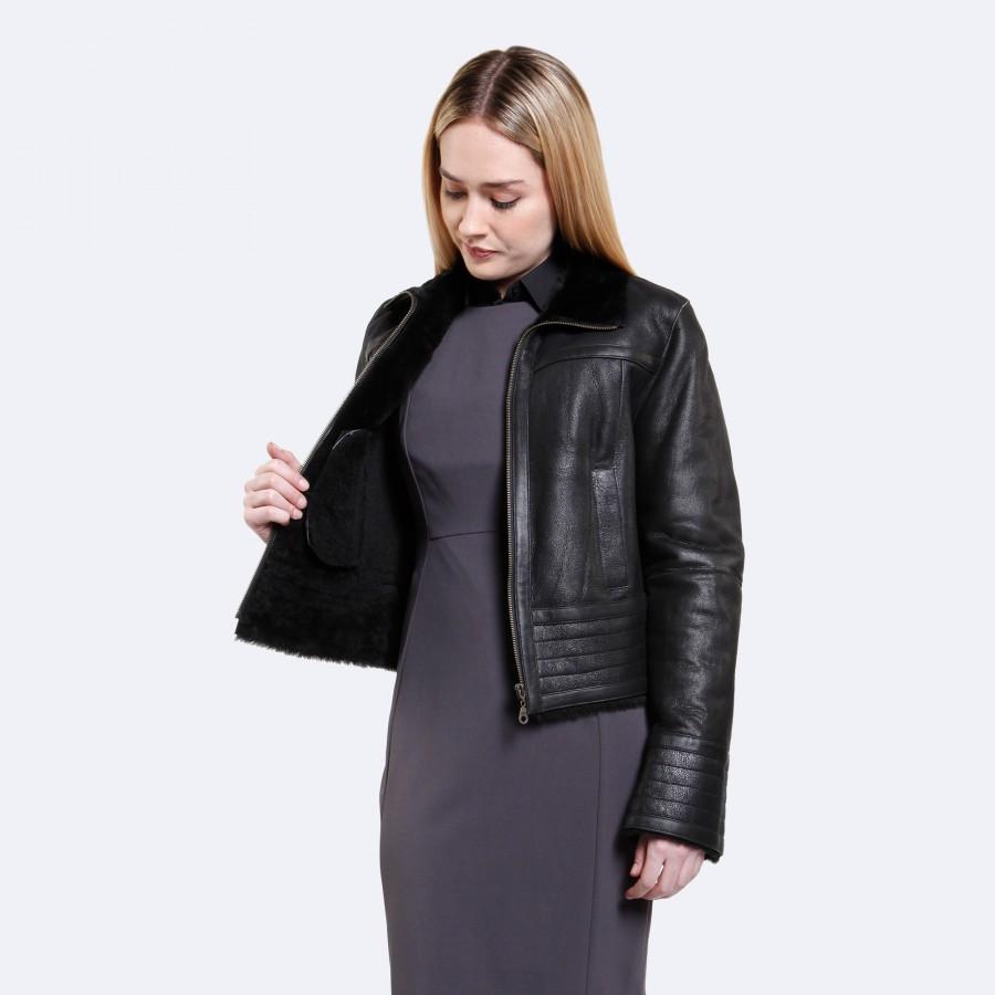 Zoe Sheepskin Jacket