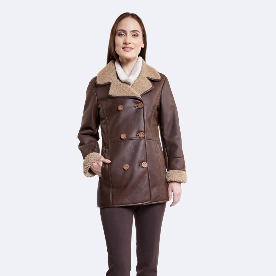 Fauna Sheepskin Jacket