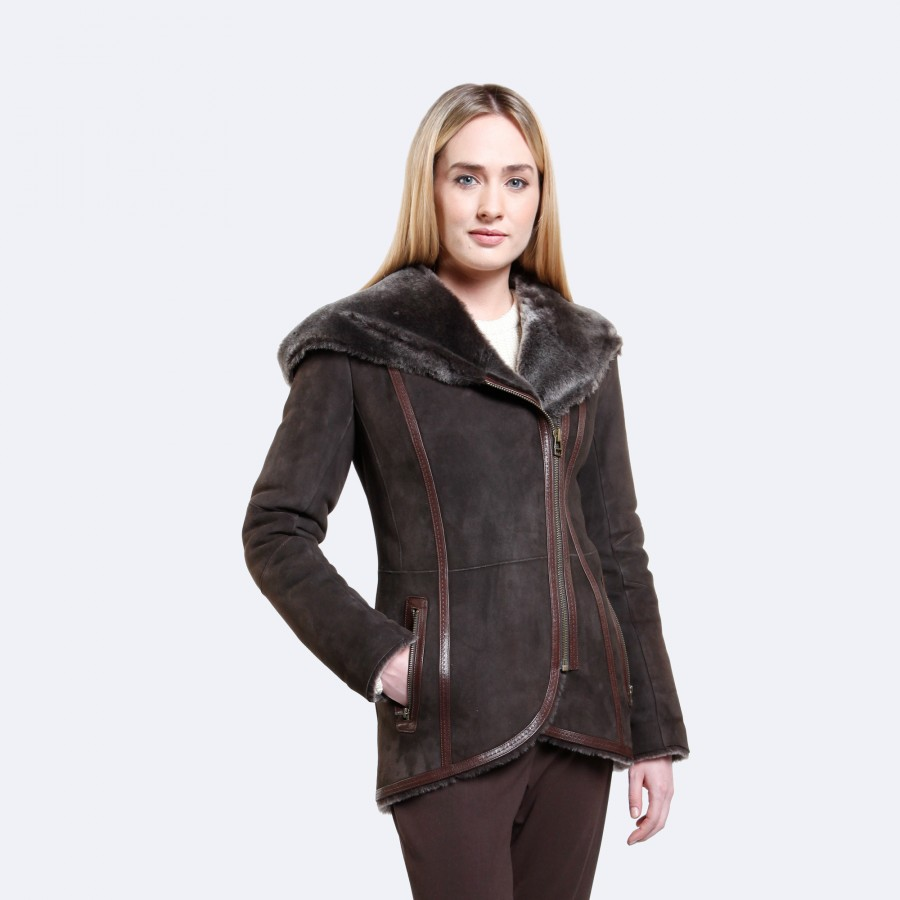 Glenn Sheepskin Jacket