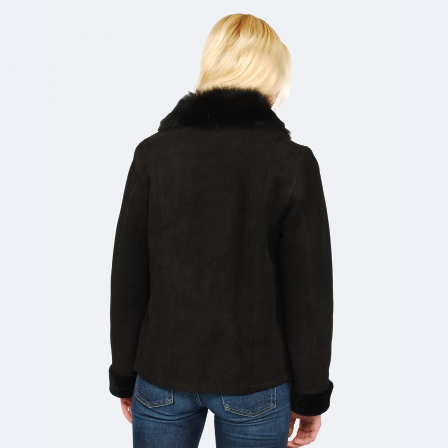 Gina Sheepskin Jacket