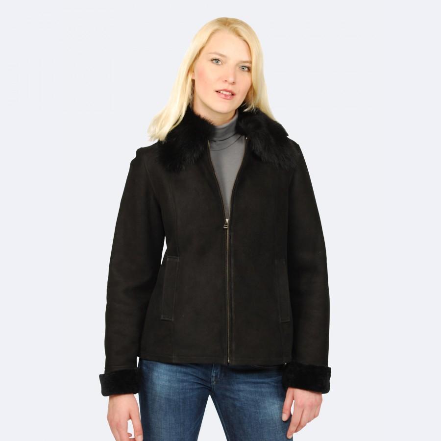 Gina Sheepskin Jacket