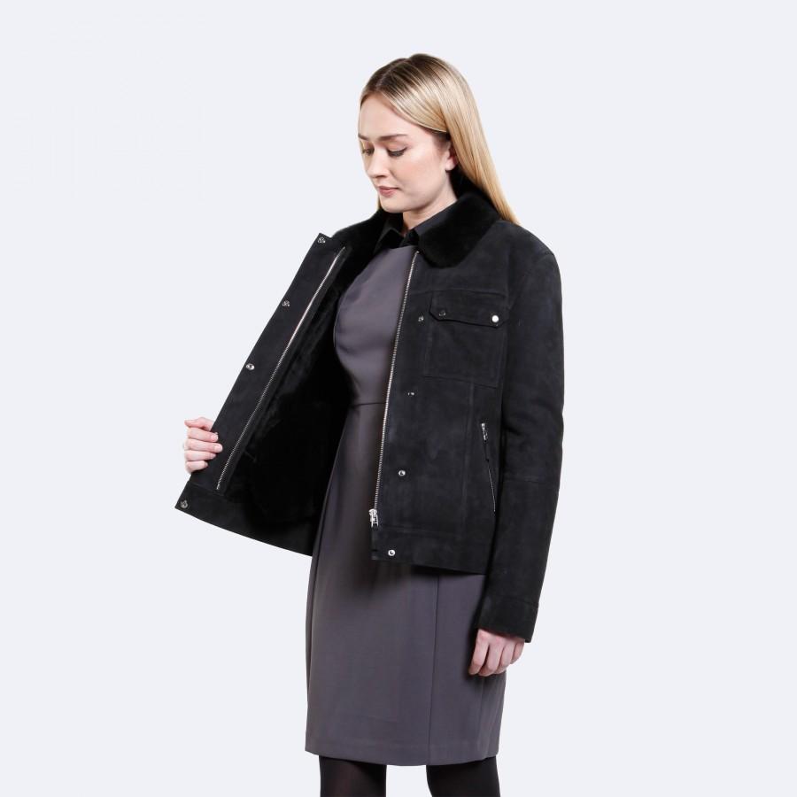 Lucy Sheepskin Jacket