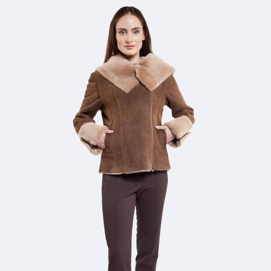 Vivian Sheepskin Jacket