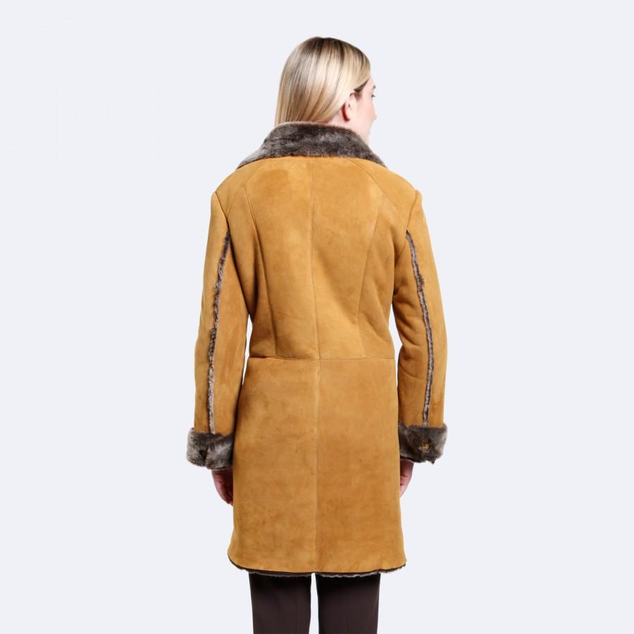 Madeline Sheepskin Coat