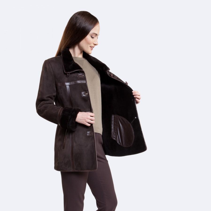 Genesis Sheepskin Coat