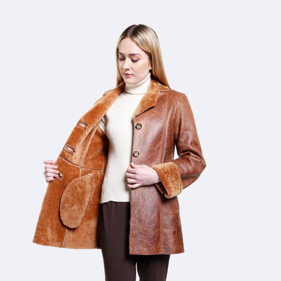 Adeline Sheepskin Jacket