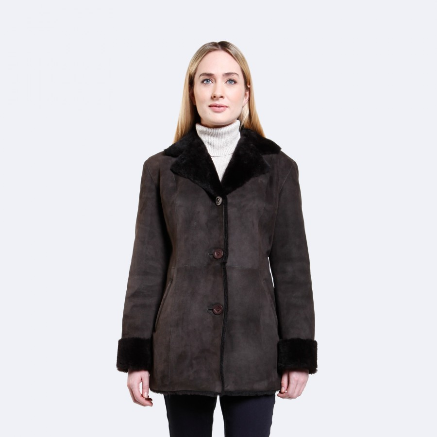 Alice Sheepskin Jacket