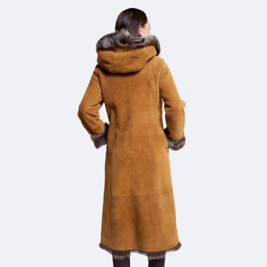 Norma Sheepskin Coat