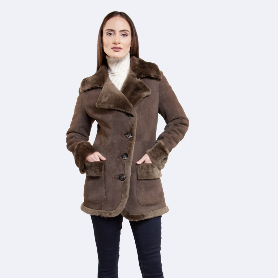 Stella Sheepskin Jacket