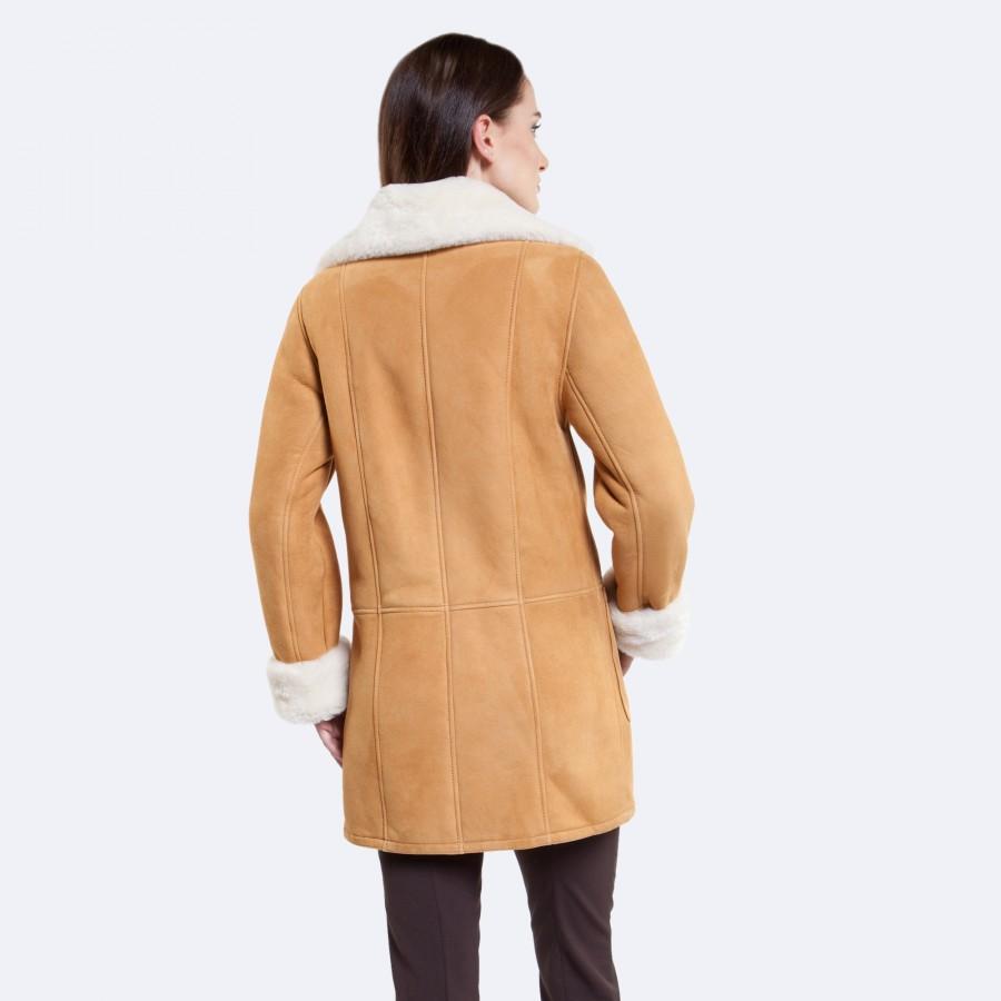 Naomi Sheepskin Coat