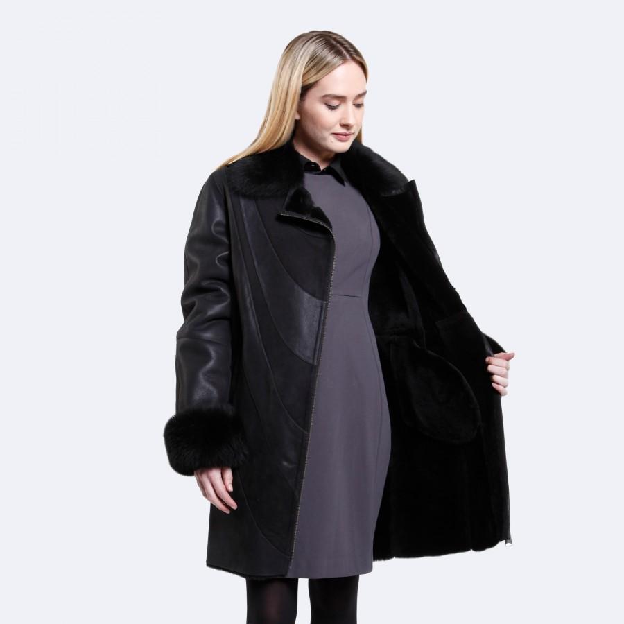 Kaylee Sheepskin Coat