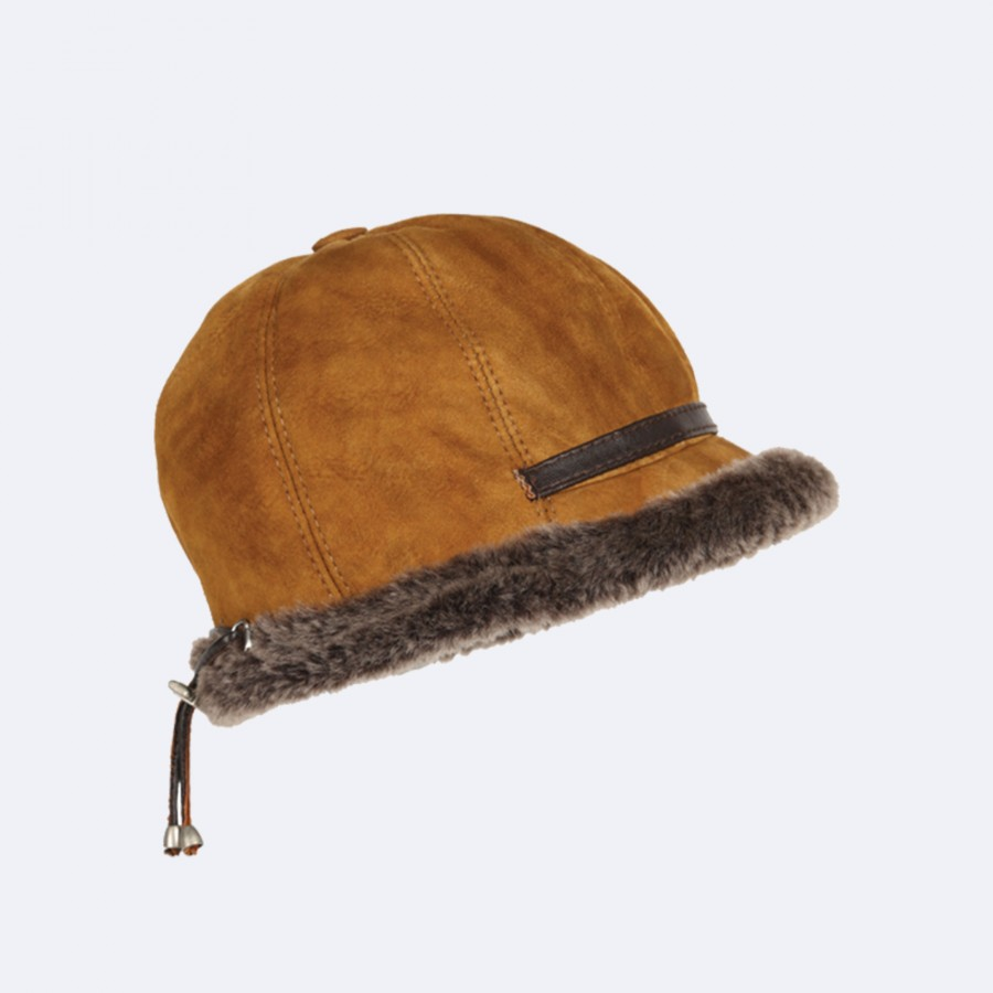 Daisy Women's Shearling Hat